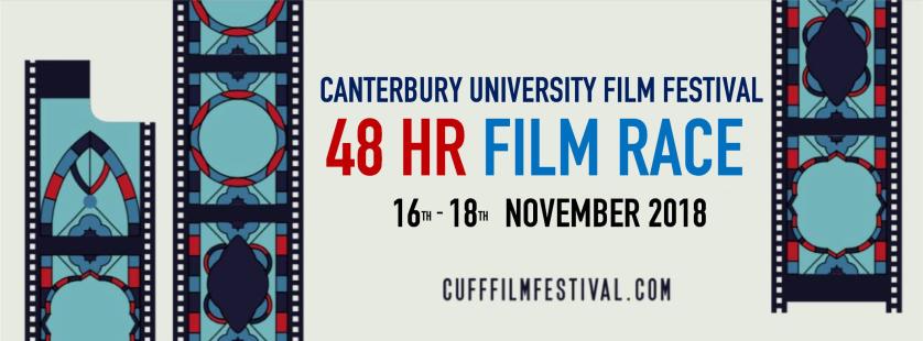 CUFF film race banner